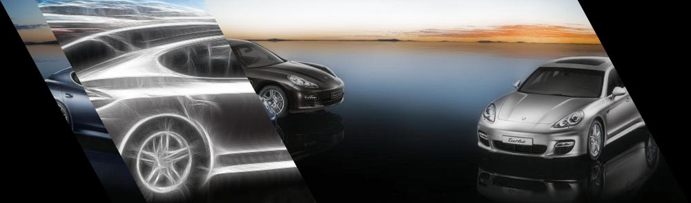 Porsche Panamera новый флагман Порше