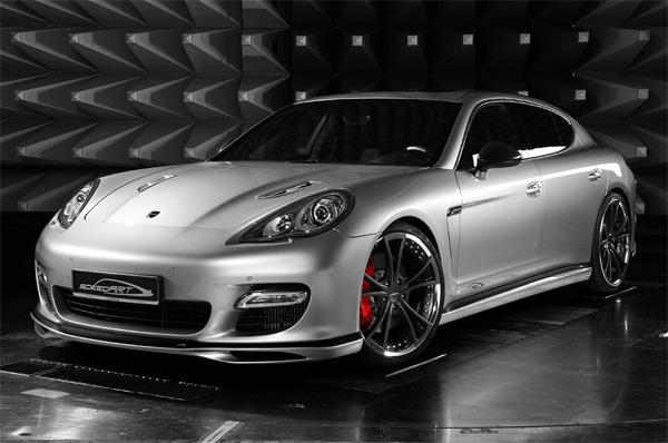 speedArt Porsche Panamera